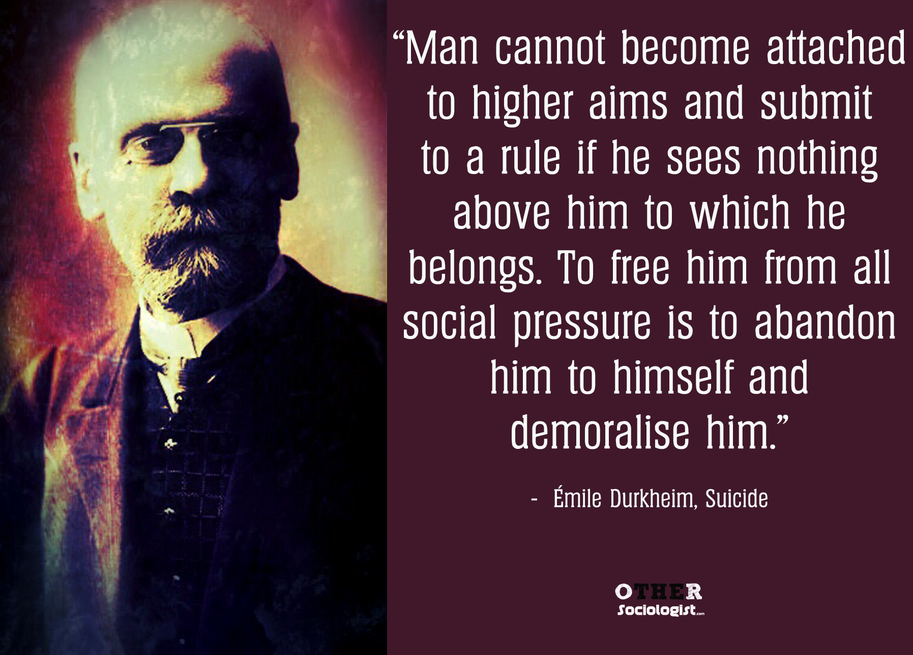 emile durkheim thesis on suicide