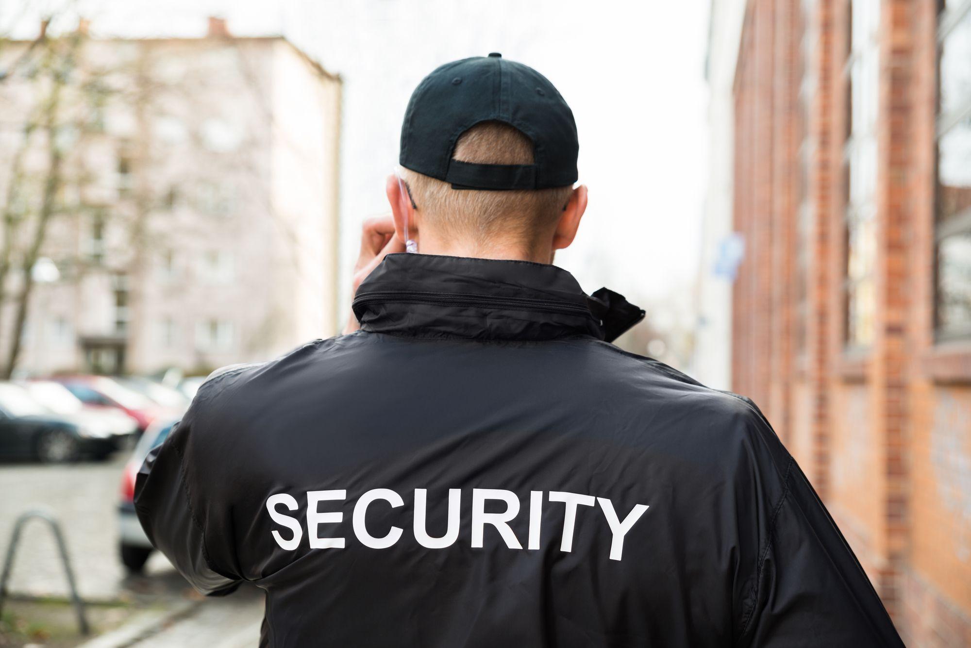 חברת אבטחה טובה ואמינה תזהה ותעצור כל סכנה בזמן Security