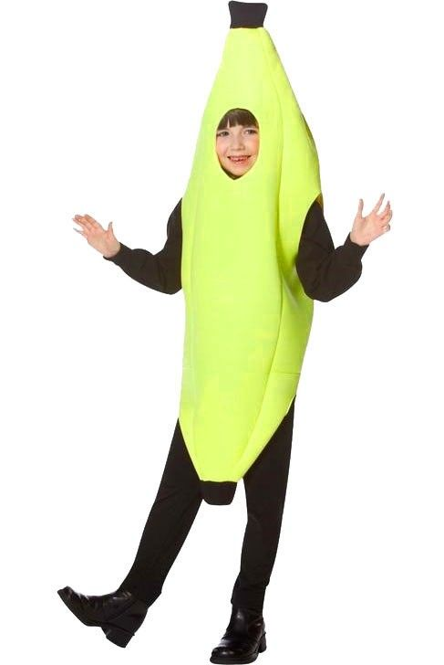 everyone will be green with envy when they see you in this funny banana costume for - Banana Costume Halloween