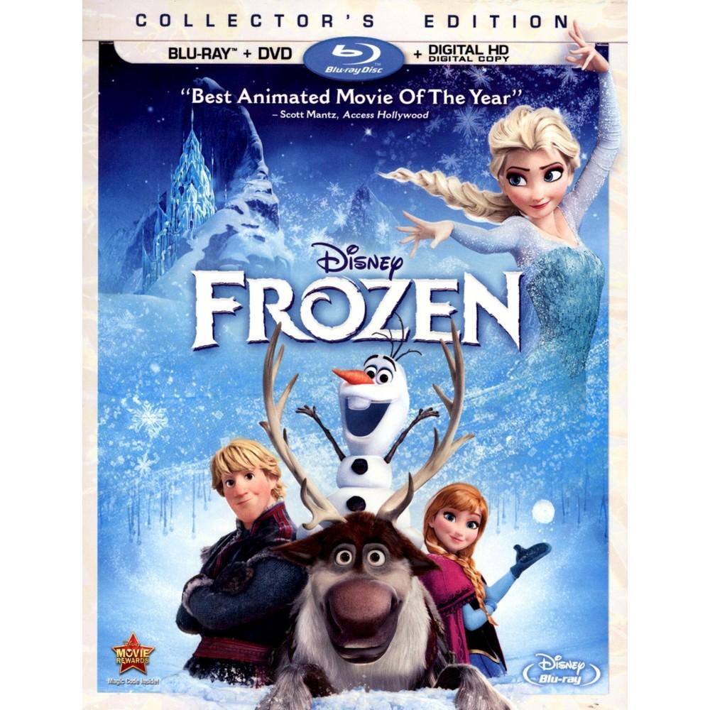 Frozen bluray dvd digital kid movies frozen
