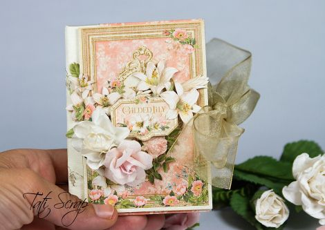 Tati, Card, Gilded Lily, Graphic45 Photo 2