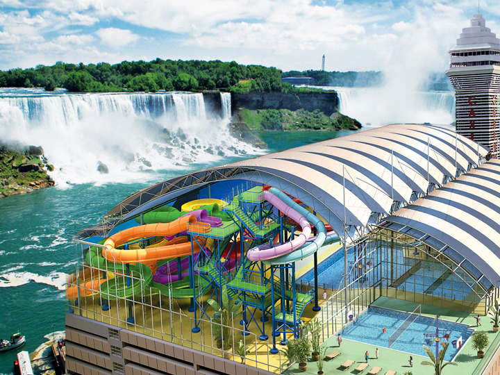From Arcades And Indoor Water Parks To Spas And Restaurants