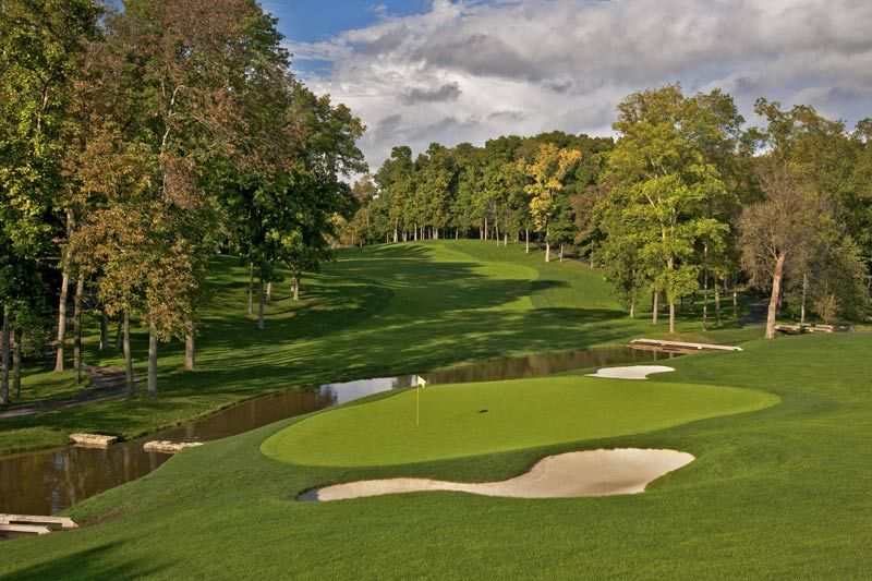 Muirfield Village Golf Club - Dublin, OH, USA - Nicklaus Golf ...