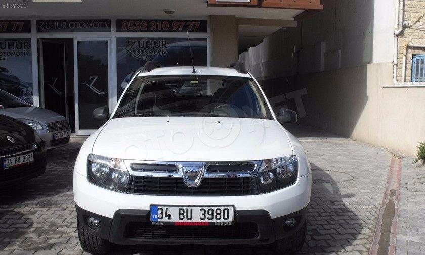 DUSTER DUSTER LAUREATE 1.5 DCI 90 EURO5 2013 Dacia Duster DUSTER LAUREATE 1.5 DCI 90 EURO5