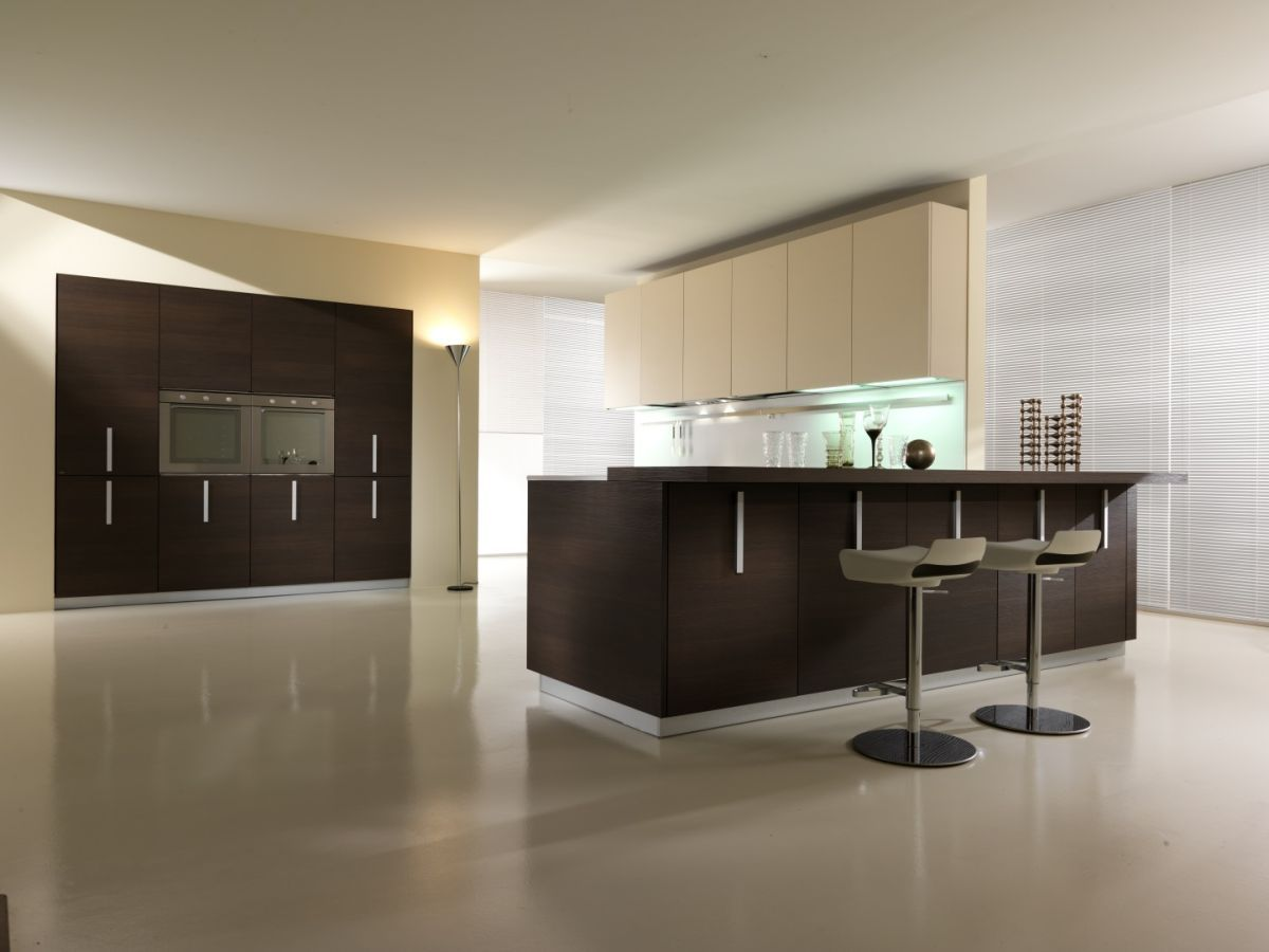 Minimalist Home Kitchen Model with Simple Modern Luxury Homes ...