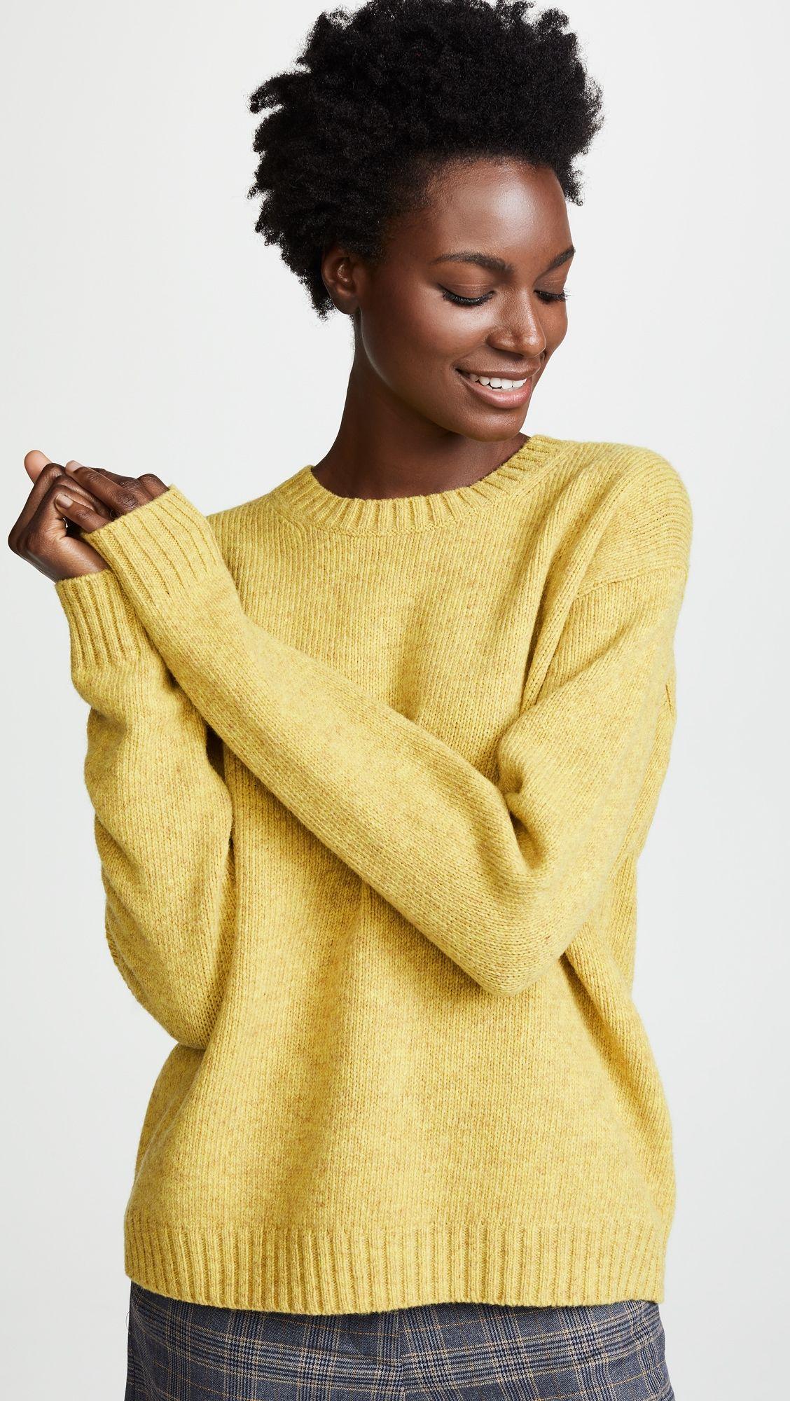 Samara wool sweater in products pinterest wool sweaters