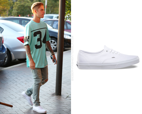 Vans Authentic in True White - $45.00Available here.Thanks Austin for submitting these!