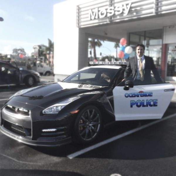 Mossy Nissan Kearny Mesa >> You Can T Hide Or Run From This High Powered Law Enforcement