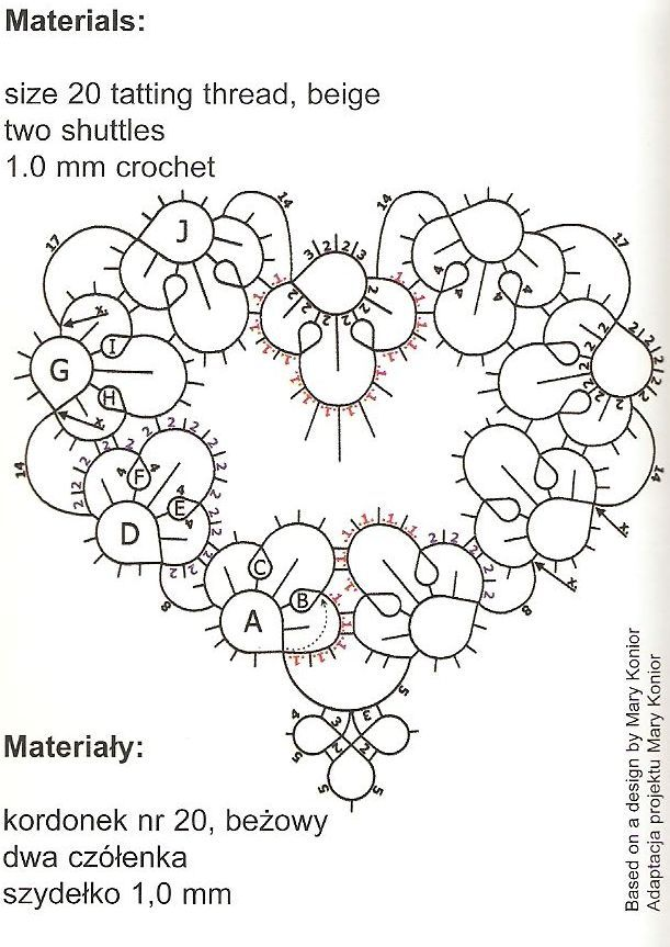Pin by Deb on A Lot of Tatting with some knitting/crochet