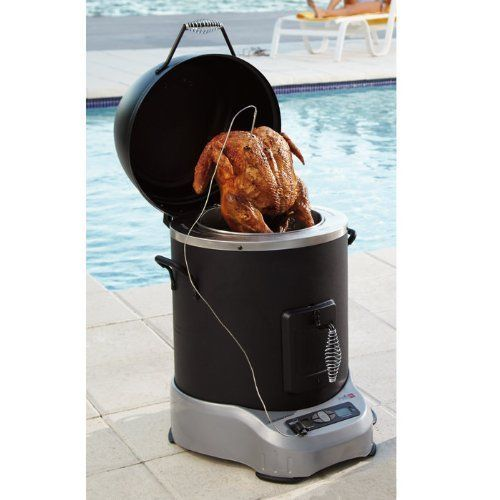 The Char Broil Big Easy Electric Smoker And Roaster Is More Than Simply A Slow Smoker With Our