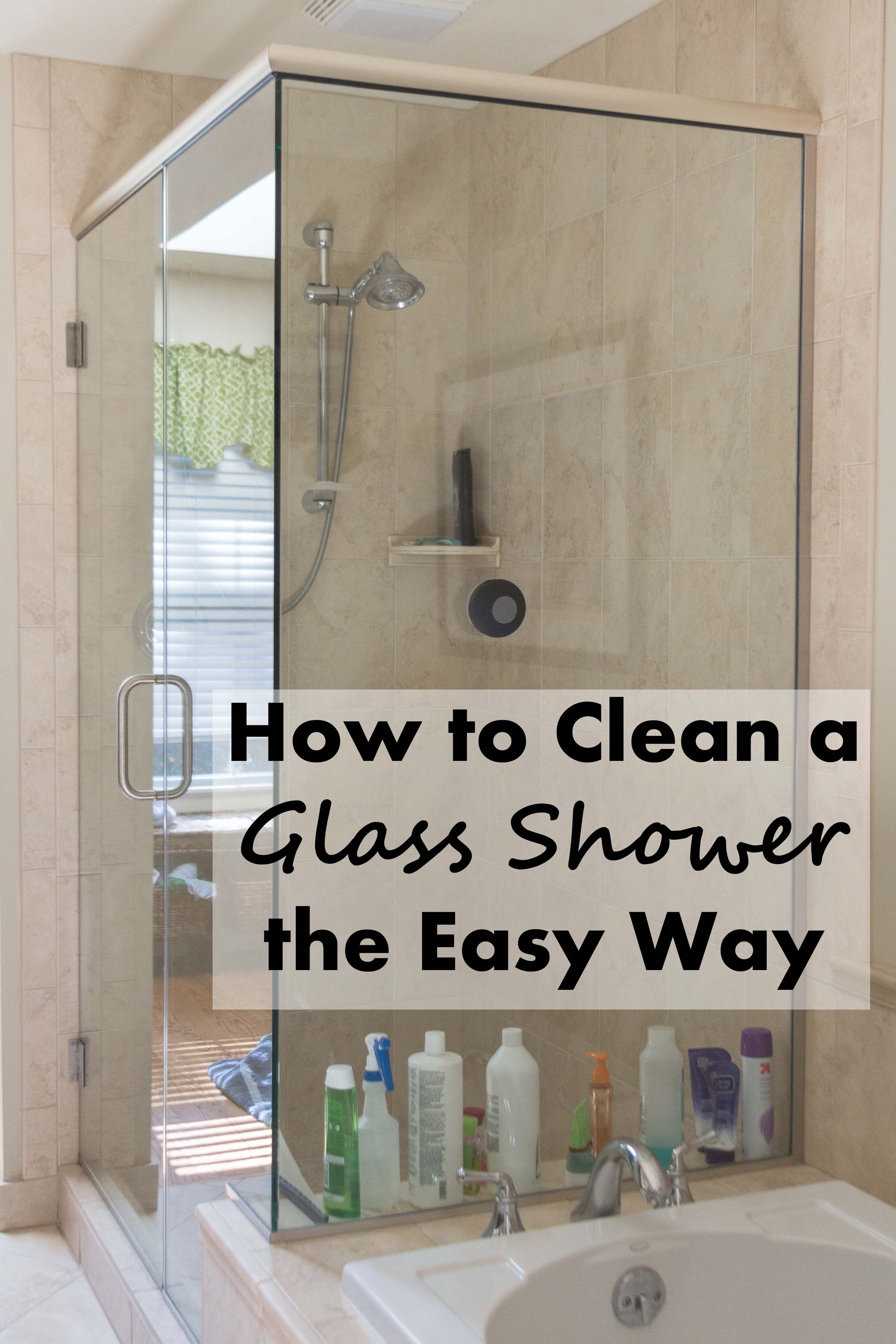Top 10 Most Popular Posts Of 2018 Glass Shower House Cleaning