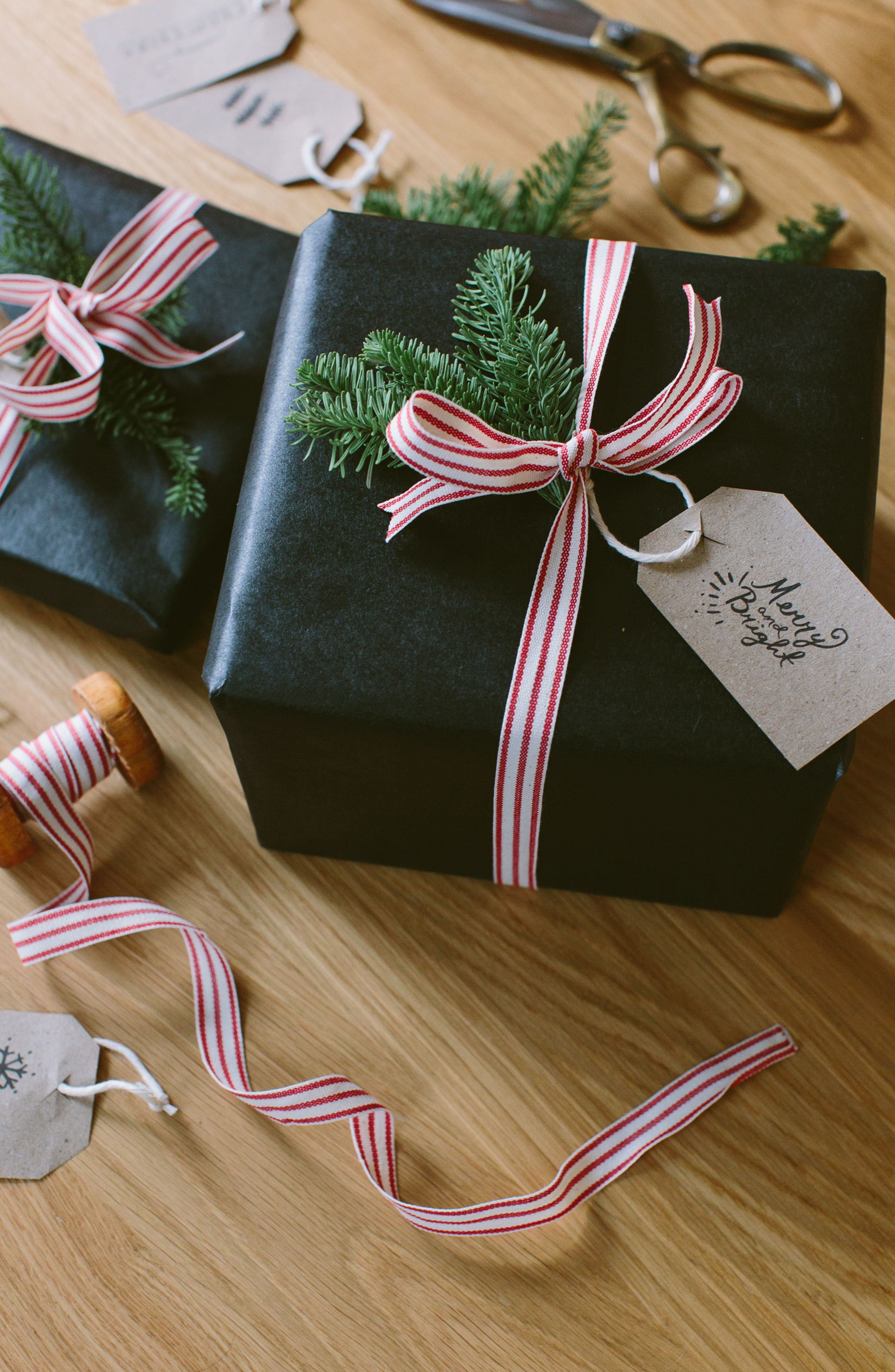 DIY Gift Tag Download | Gift Wrapping | The Fresh Exchange ...