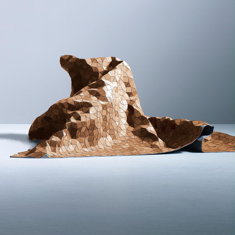 Wooden Carpet // Mortimer
