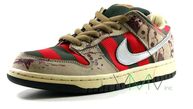 hot sale online 3a5d4 0fce7 Nike-Dunk-Low-SB-Freddy-Krueger-1 ...