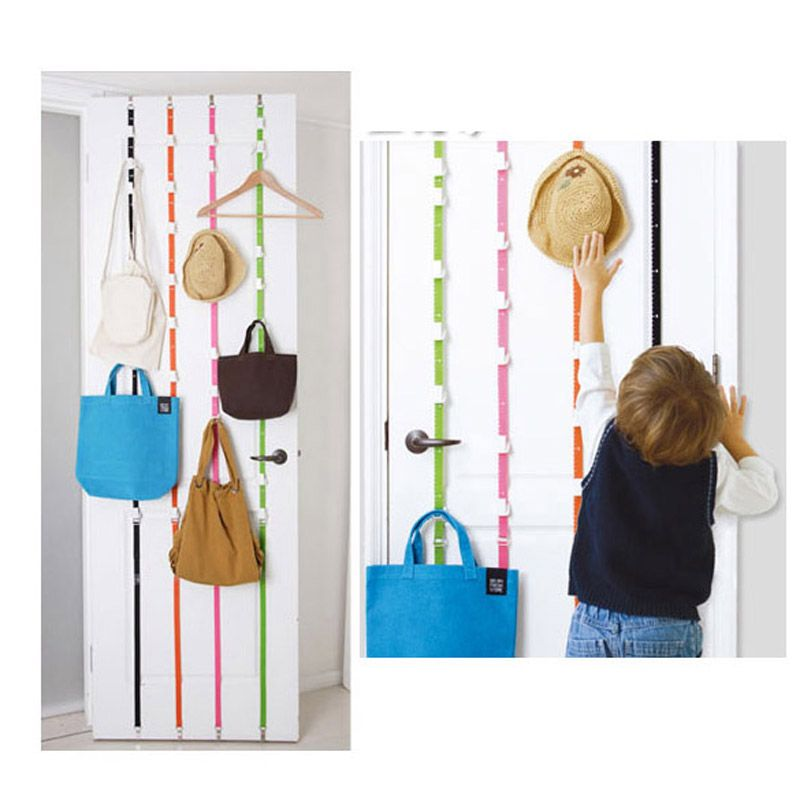 Over The Door Hat Rack Captivating 2017 1 Set Clothes Storage Organizer Hat Hanging Cap Rack Holder 2018