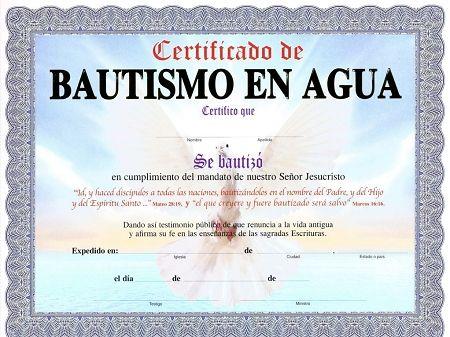 certificados de bautismo para imprimir gratis - Roho.4senses.co