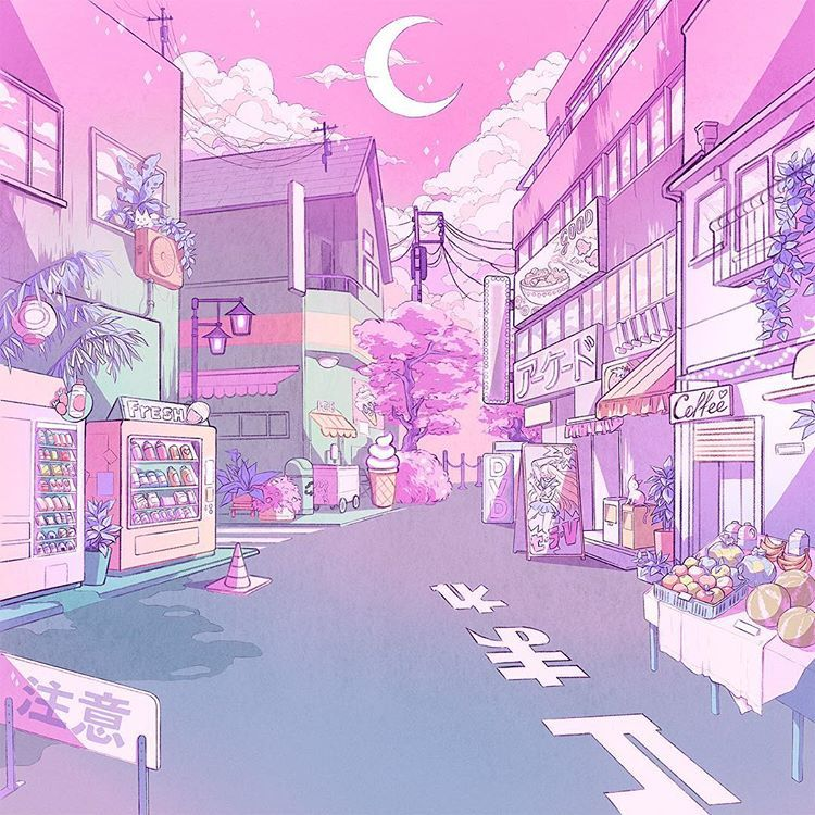 This Is One Of My Favorite Projects From Last Summer Photo Background For Seattle Sailor Moon Da Pastel Background Kawaii Wallpaper Backgrounds Tumblr Pastel
