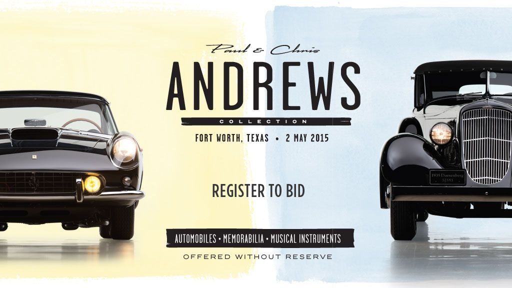 Classic Car Auctions | RM Sotheby\'s | Offering the World\'s Finest ...