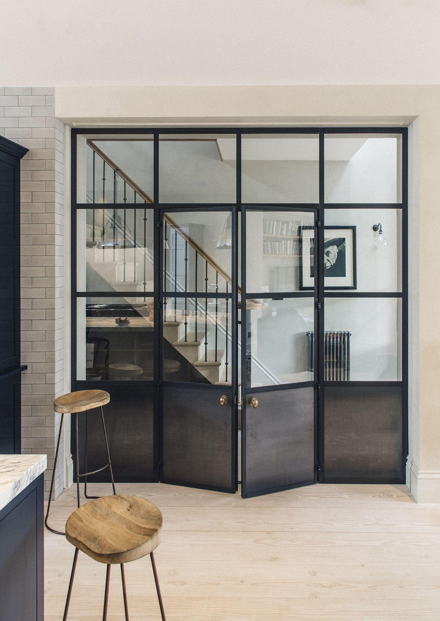 Plain English Bespoke Metal And Glass Doors Made To Order For Plain English Clients Luxurybedroomdoors Raumteilerturen