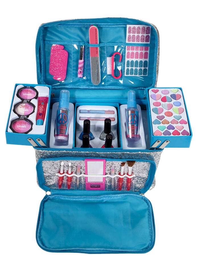 chunky glitter mega make up kit makeup gift sets