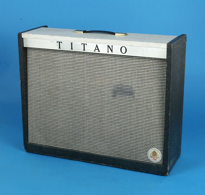 60s titano guitar amp vintage guitar amps sonics guitar amp vintage guitars vintage. Black Bedroom Furniture Sets. Home Design Ideas