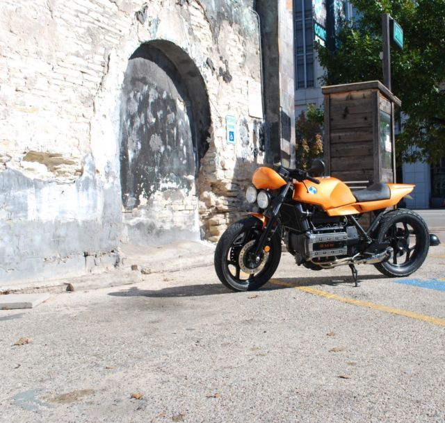 Bmw Streetfighter: Cafe Racer Austin