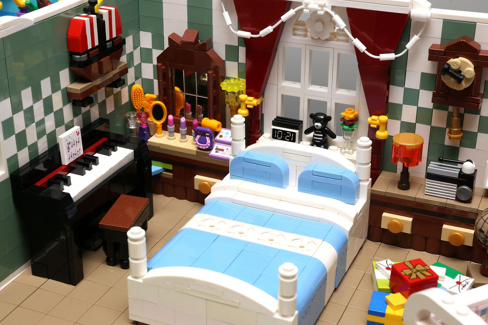 Best Lego Dream House Bedroom Lego Bedroom Lego Room Lego 640 x 480