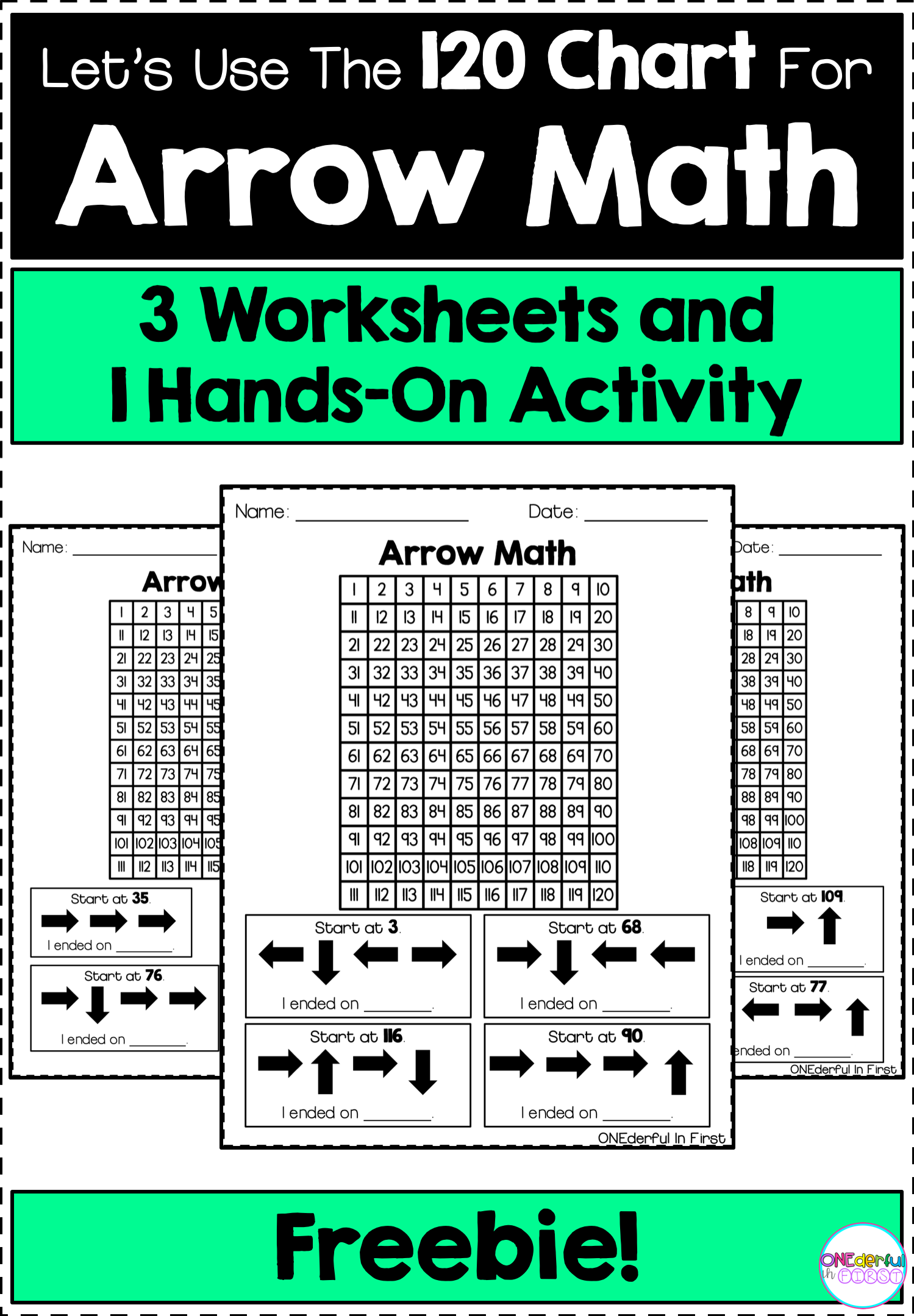 120 Chart Arrow Math Math 120 Chart Elementary Lesson [ 2159 x 1499 Pixel ]