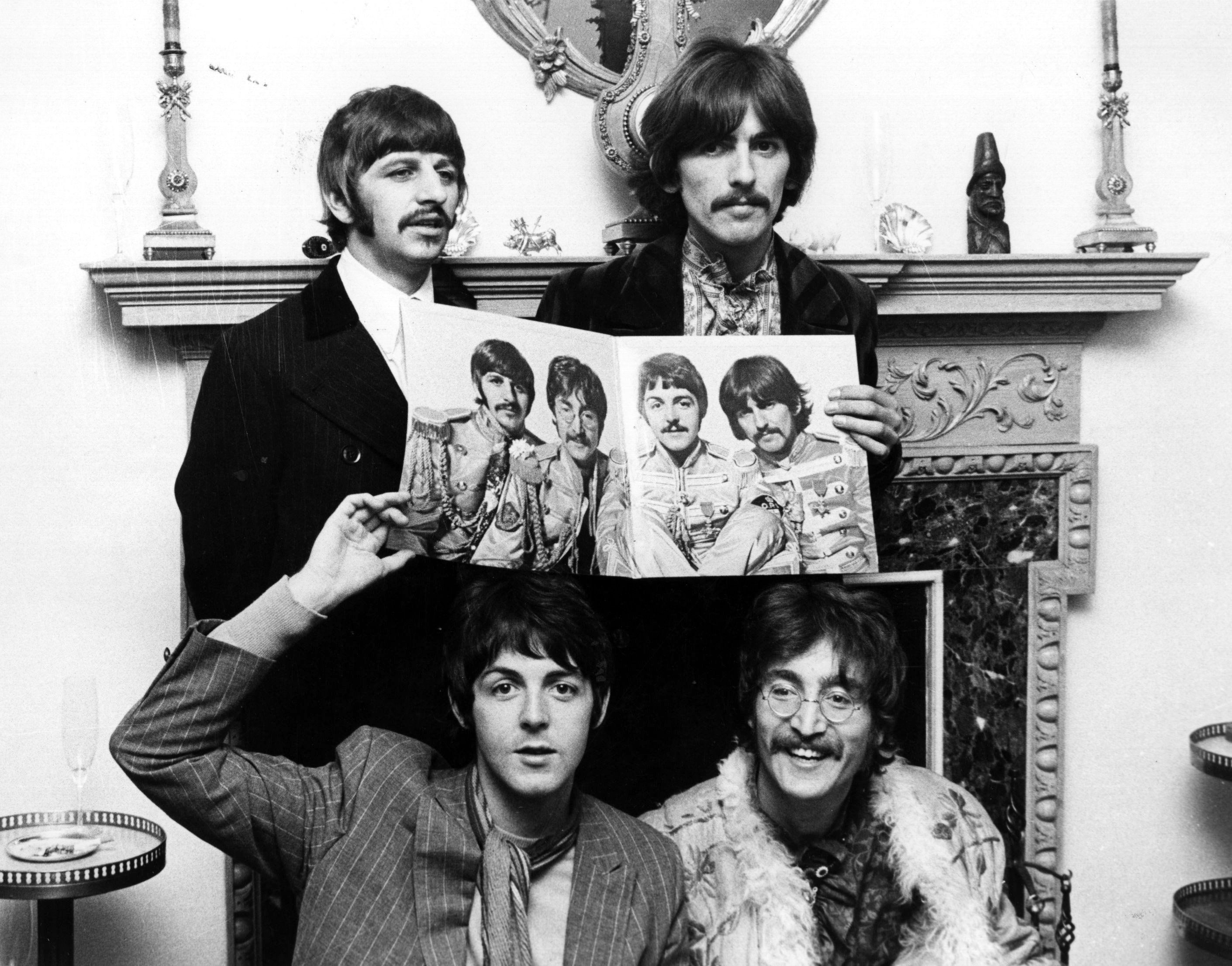 The Beatles Rare Pictures - Did Linda Eastman (Later Mccartney)