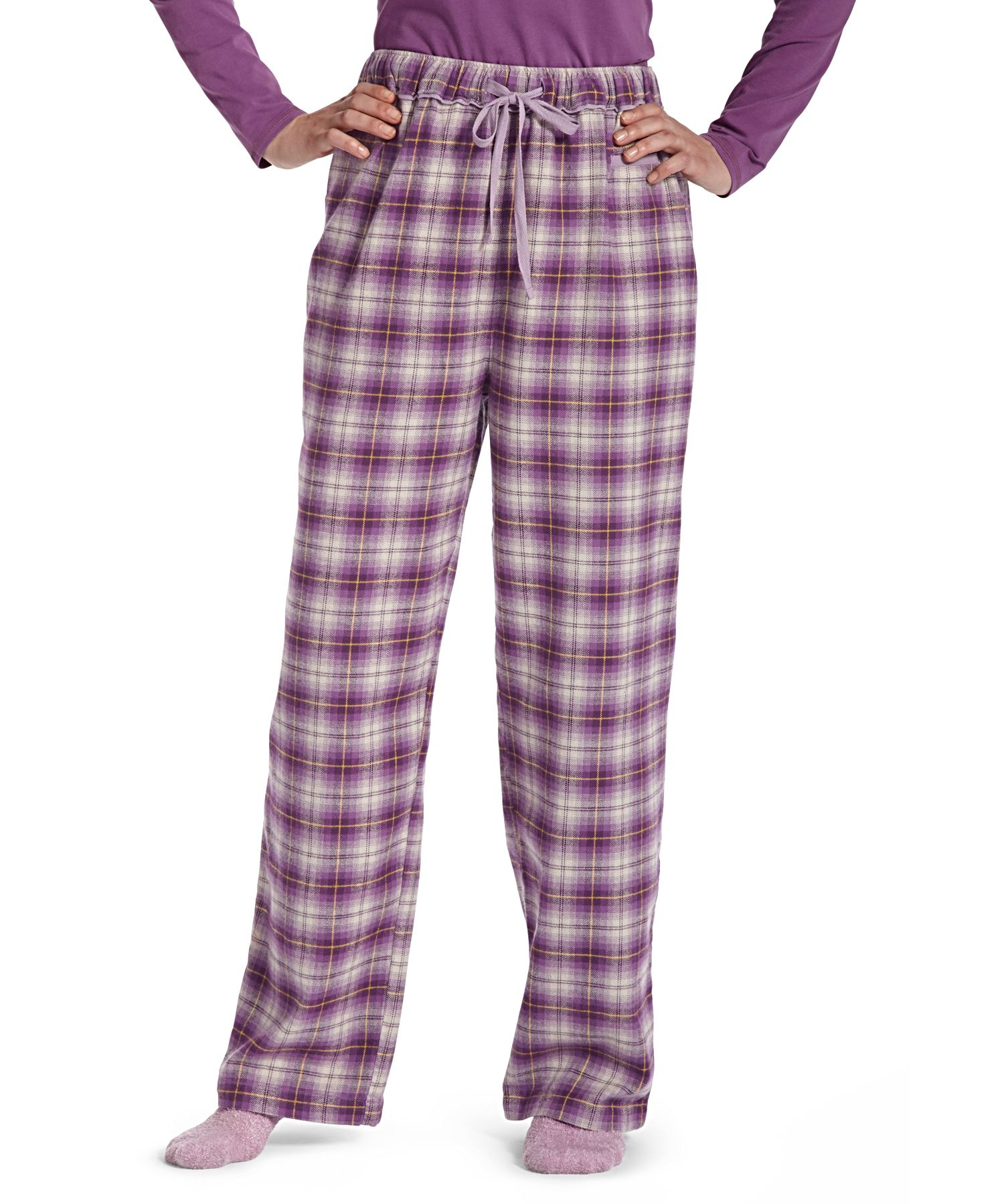 Red flannel pajama pants  Womenus Plaid Flannel PJ Pants at Woolrich TheFlannelLife