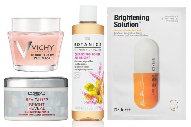 Dull Skin Here Are The 11 Best Brightening Products Under 20 Skin Brightening Cream Products Dull Skin Cream For Oily Skin