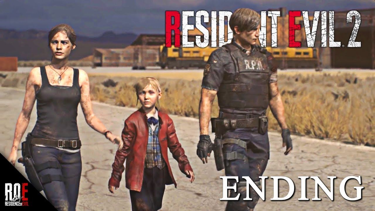 Resident Evil 2 Remake It S The Final Countdown Claire B