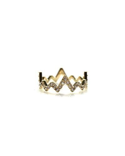 Heart beat ring so in love want that do bad