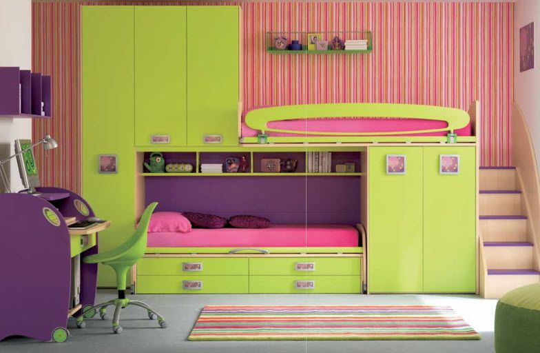 Amazing Children S Furniture Kids Beds With Storage For Your Messy