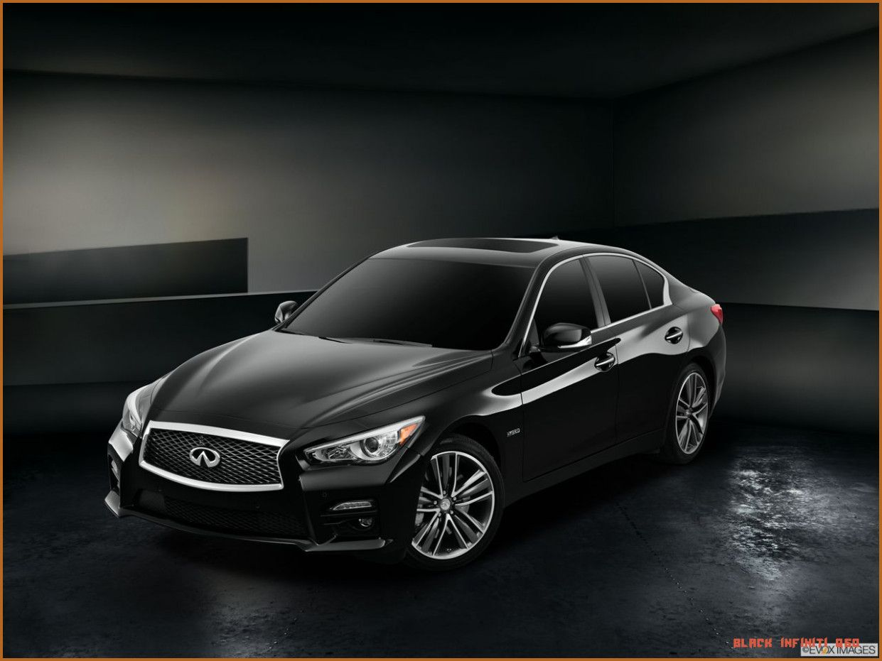 Ten Facts You Never Knew About Black Infiniti Q9 black