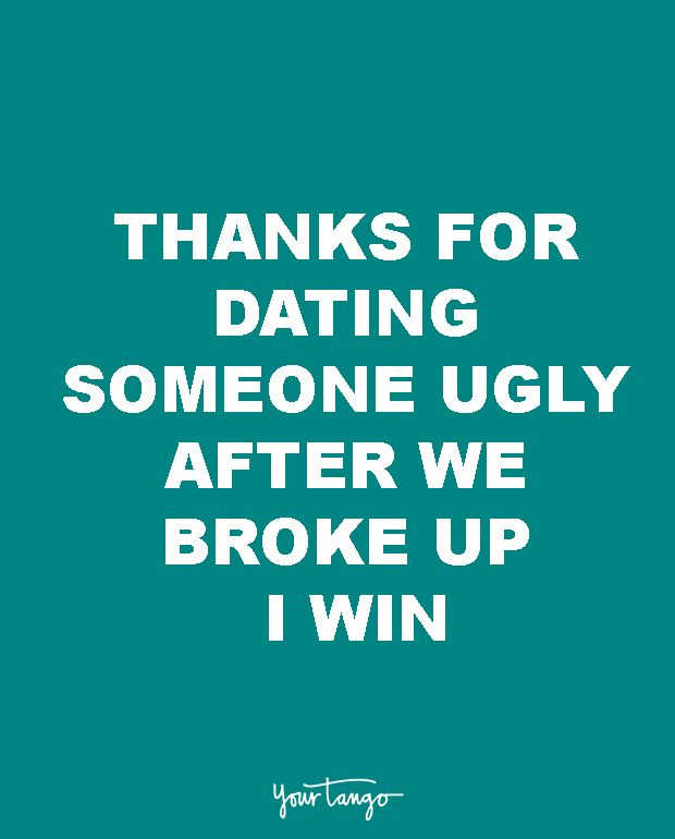 Dating Someone Who Broke Your Heart