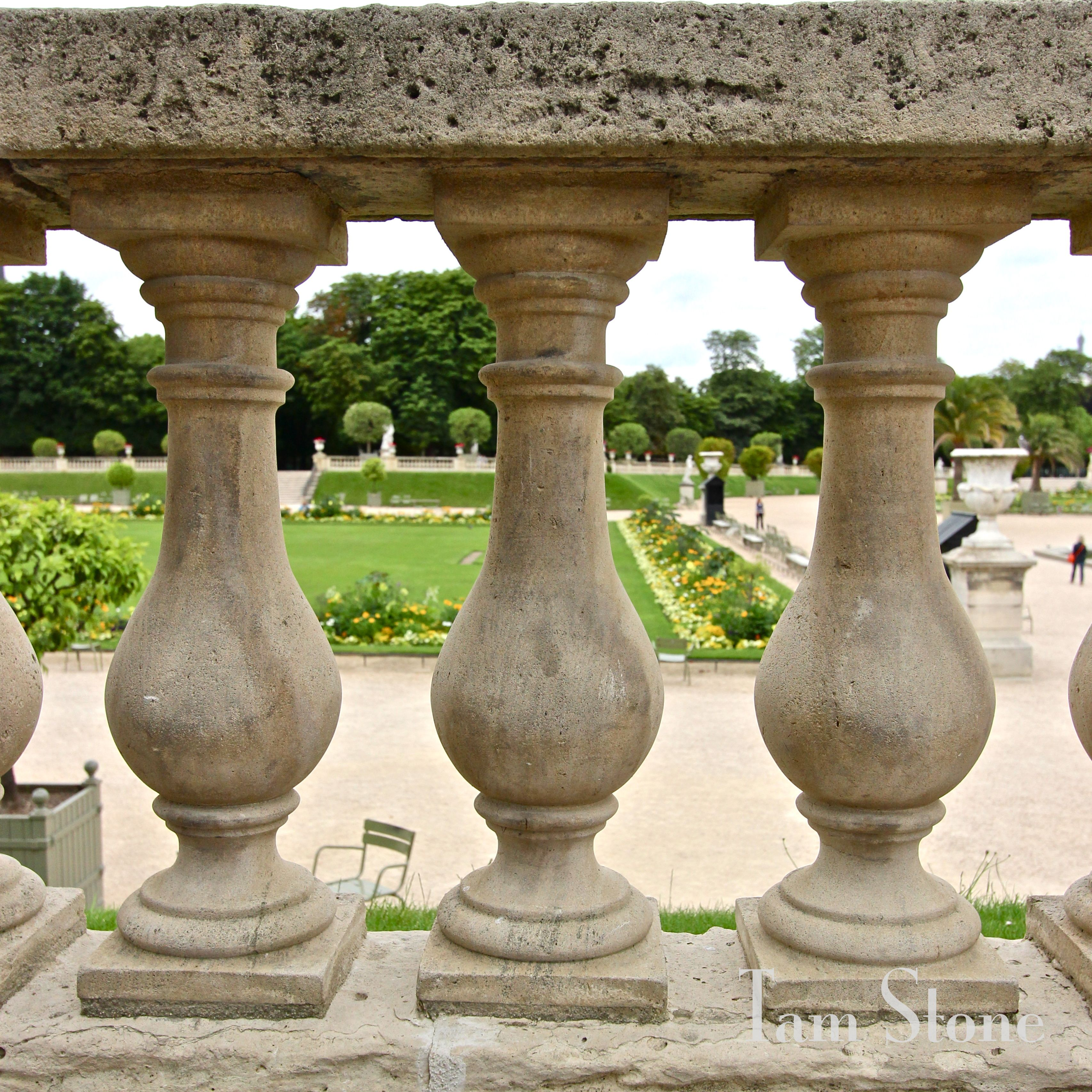 French baroque jardin du luxembourg paris france c for Baraque jardin