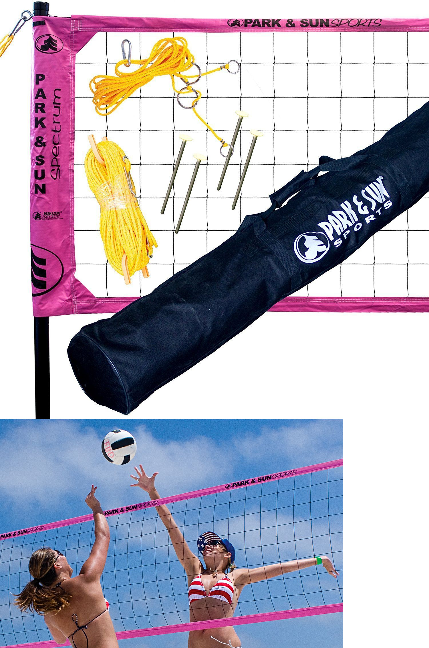 nets 159131 park and sun sports spectrum 2000 portable outdoor