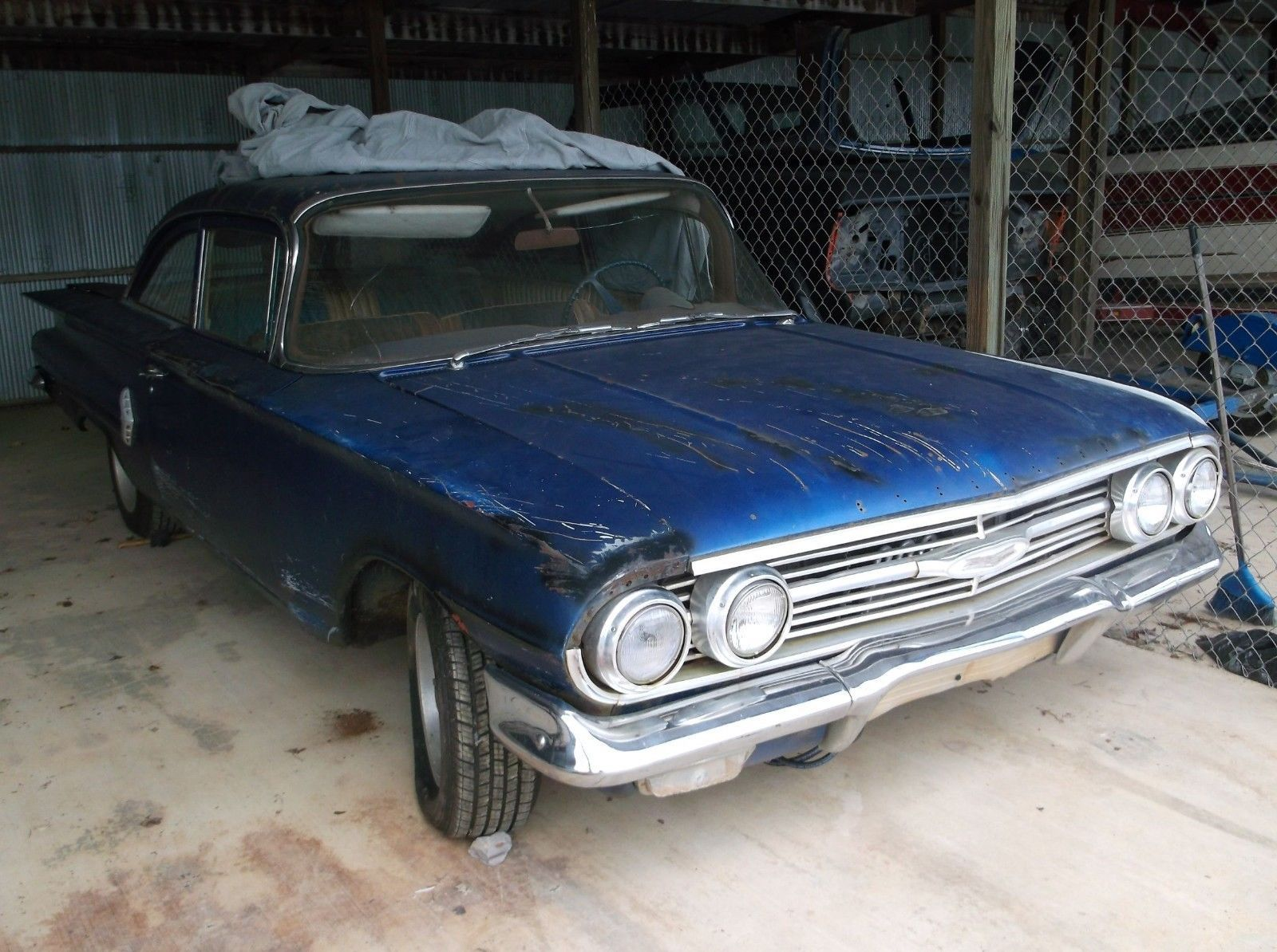 All Chevy 1960 chevrolet biscayne 2 door : Awesome Amazing 1960 Chevrolet BISCAYNE 1960 CHEROLET BISCAYNE 2 ...