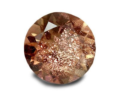 Tourmaline 10278: 0 86 Carats Natural Oregon Sunstone With