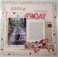 A Project by onlywork2scrap from our Scrapbooking Gallery originally submitted 01/18/14 at 08:07 PM