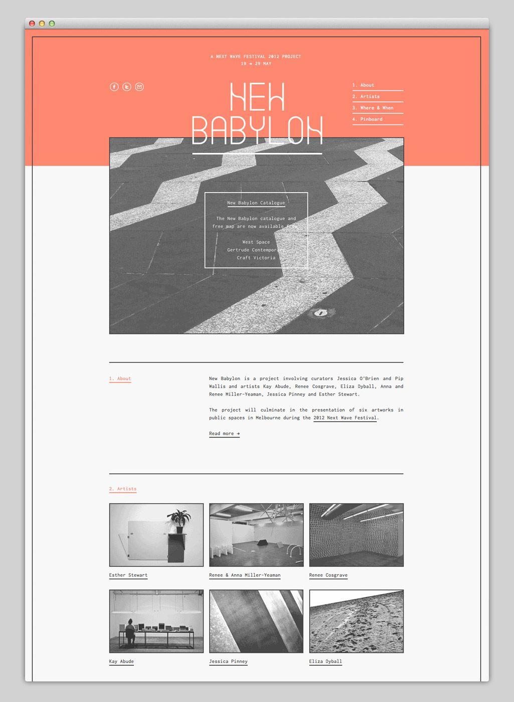 www.newbabylon.com | Jesse Mallon