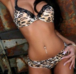 17df96c2075b lingerie, Love leopard print ;) | Cheetah print <3 leopard print ...