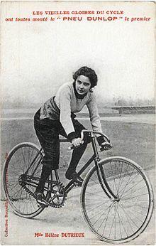 Hélène Dutrieu - Wikipedia