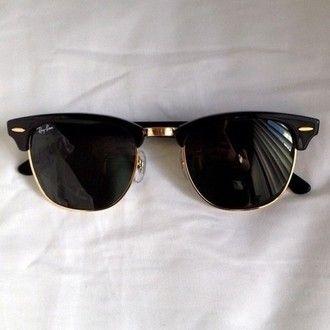 rayban club master sunglasses