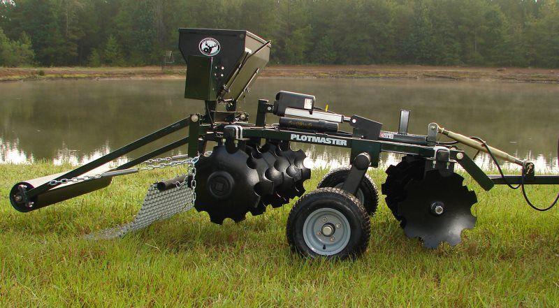 Plotmaster Hunter 400 For Sale Atv Utv Food Plot Equipment