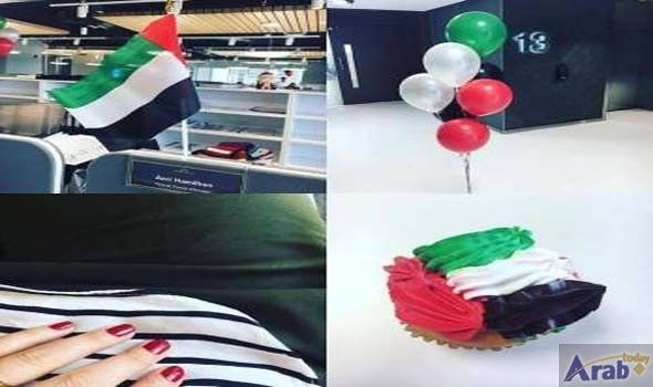 Celebrations And Cheer On #UAENationalDay