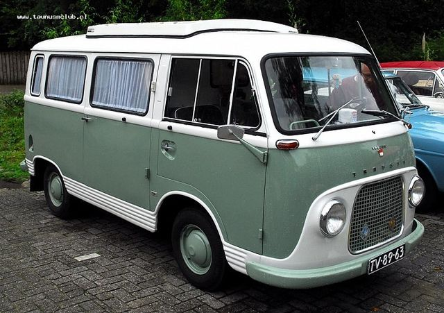 Ford Taunus Transit 830 1963 By Wouter Duijndam Ford Otomobil