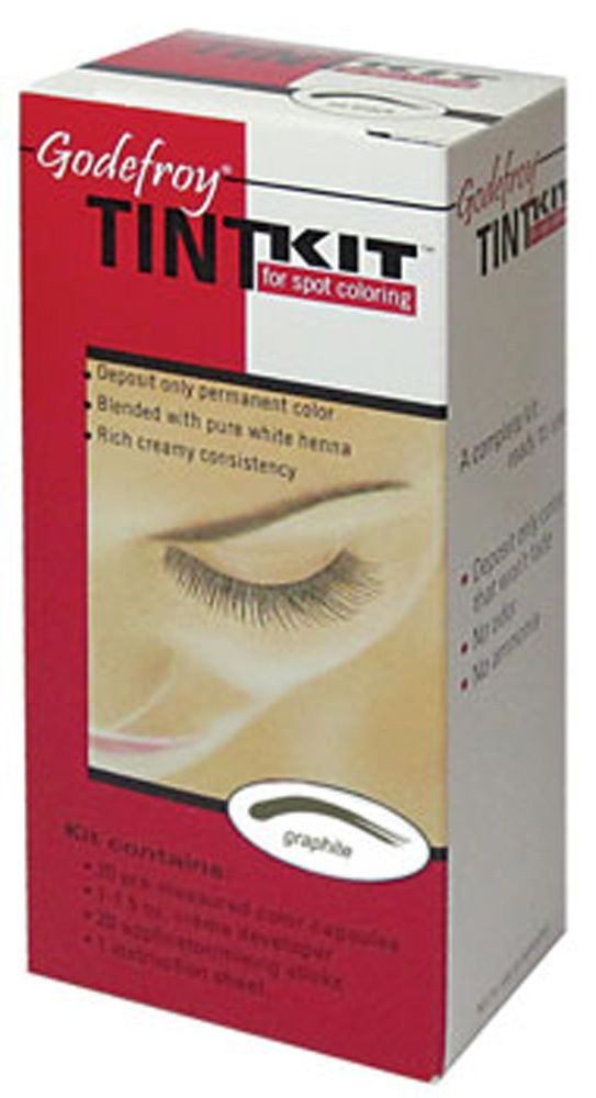 Godefroy Eyebrow Tint Kit - Graphite - 33024 #eyebrowtinting ...
