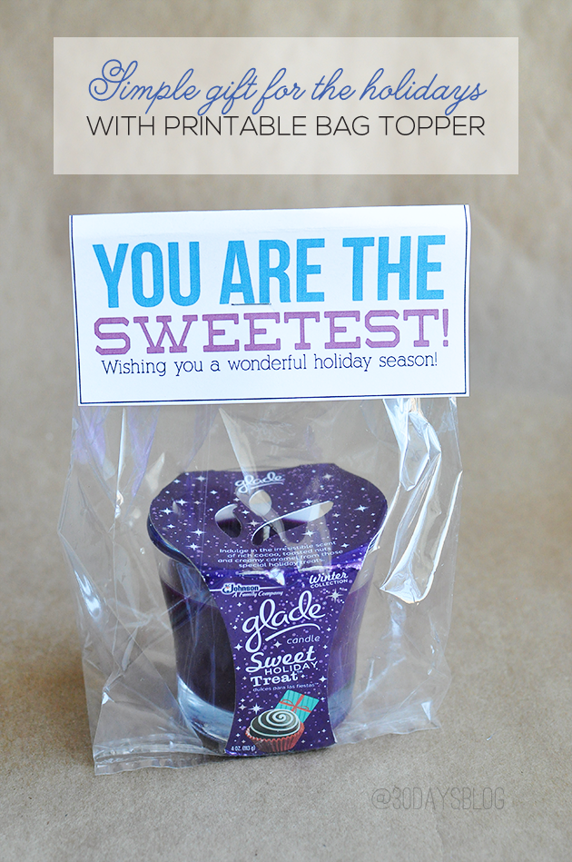 Sweetest Holiday Gift Ideas